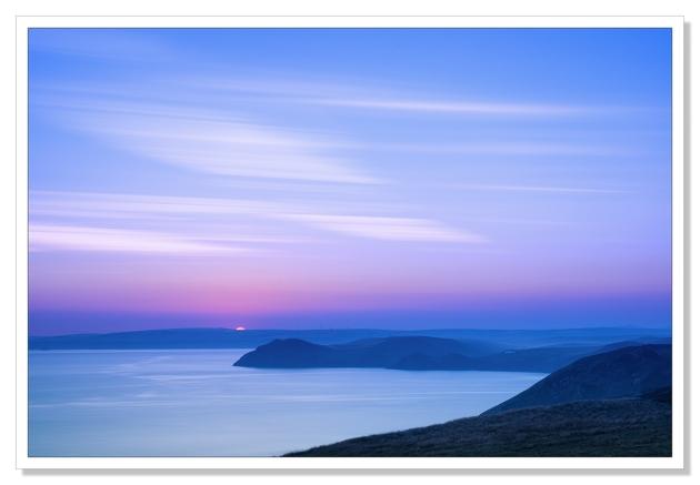 Sunrise, Pentireglaze
