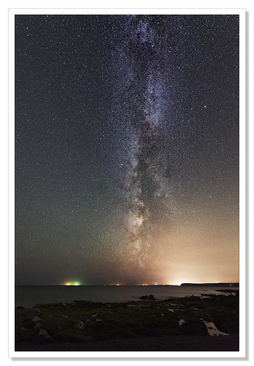 Milky Way, Hemmick Beach II