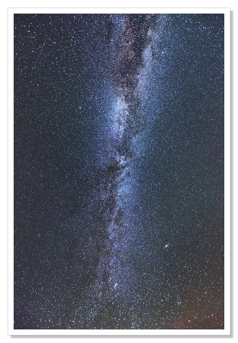 Milky Way, Hemmick Beach III