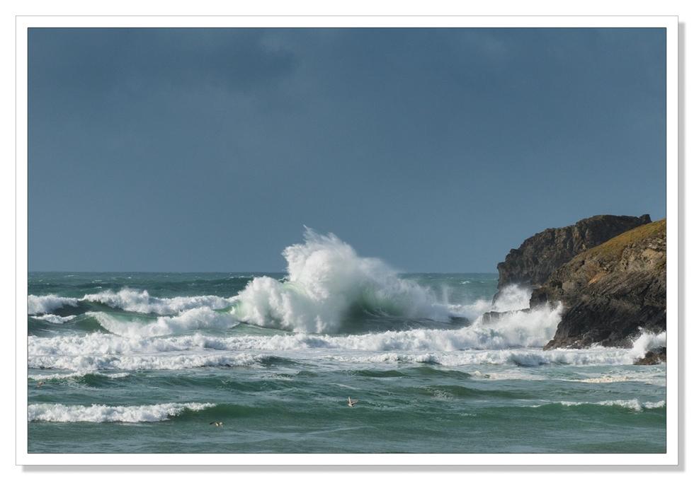 Wave - Porthcothnan