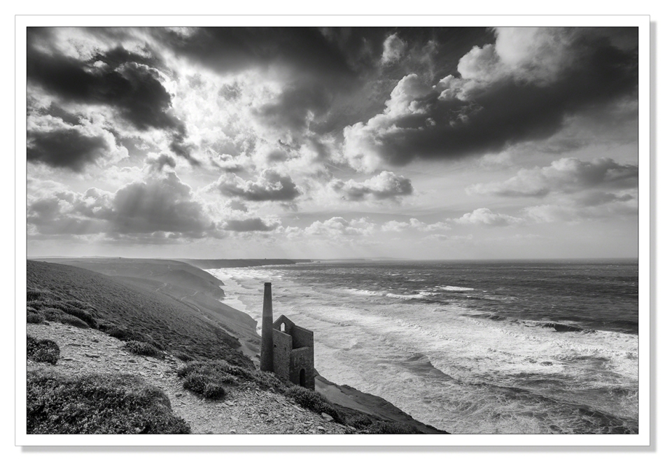 Wheal Coates Black and White