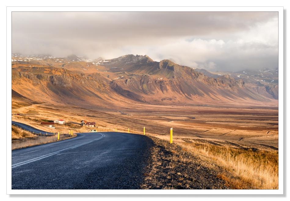 Utnesvegur, Iceland