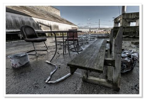 Par Harbour - Bench