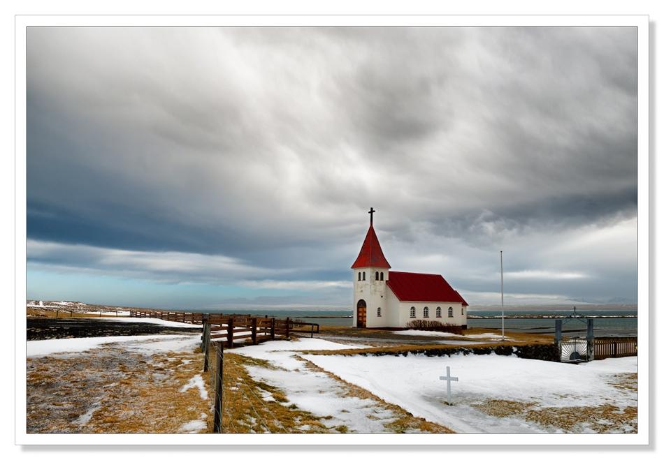 Miðfjörður Church