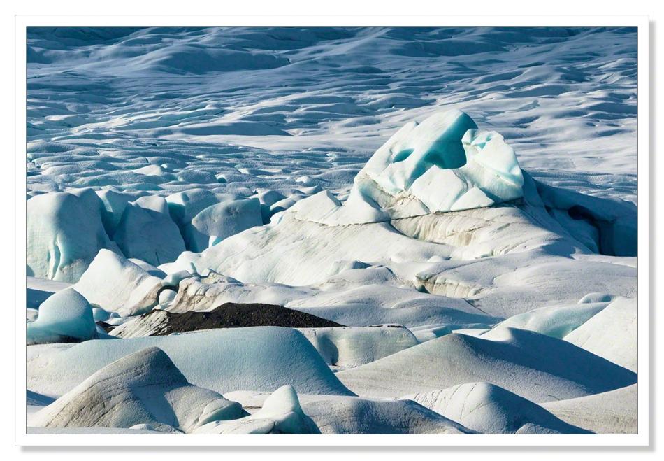 Vatnajökull, Iceland Glacier