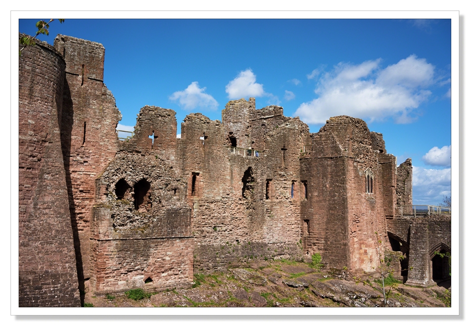 Goodrich Castle IV