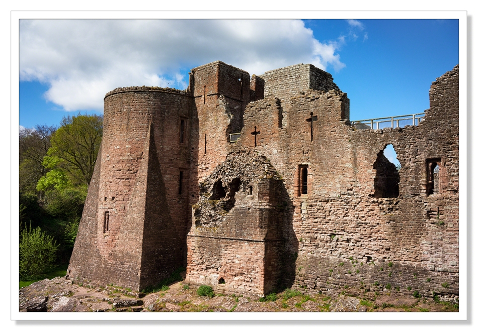 Goodrich Castle I