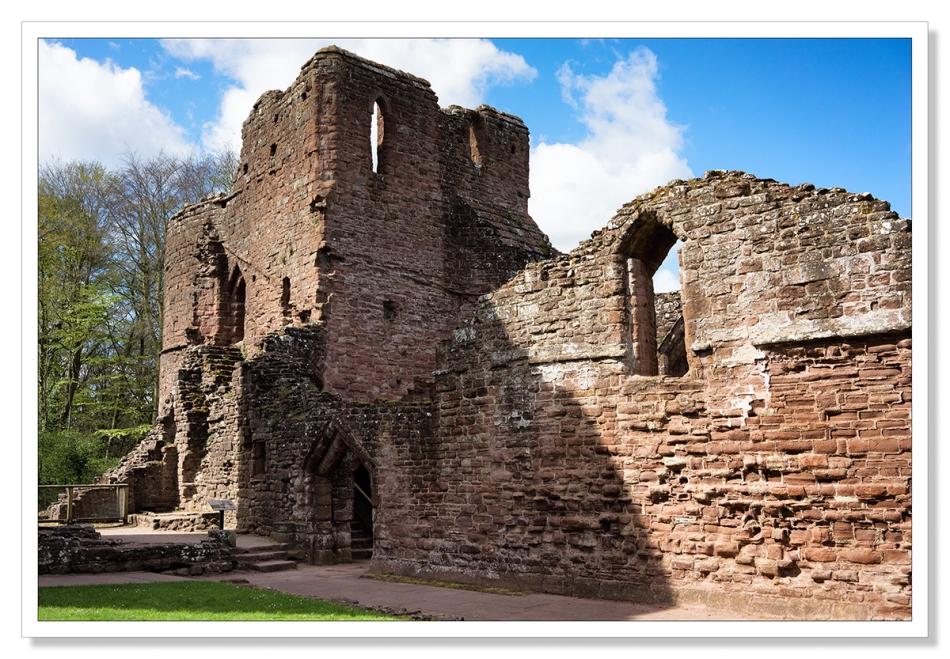Goodrich Castle V