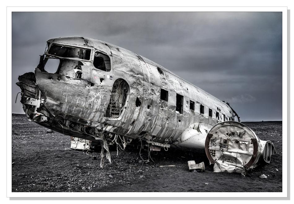 Crashed Dakota DC-3, Sólheimasandur