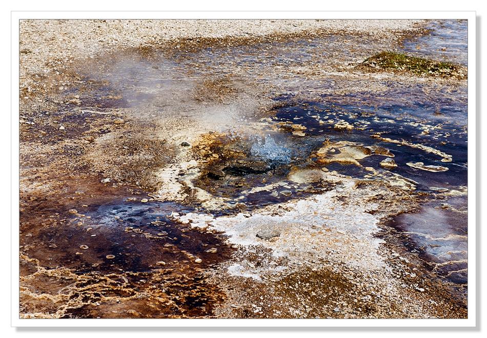 Fumarole, Hveravellir, Iceland