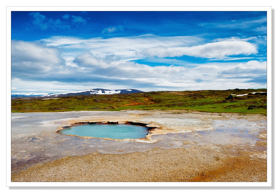 Hot Springs, Hveravellir, Iceland