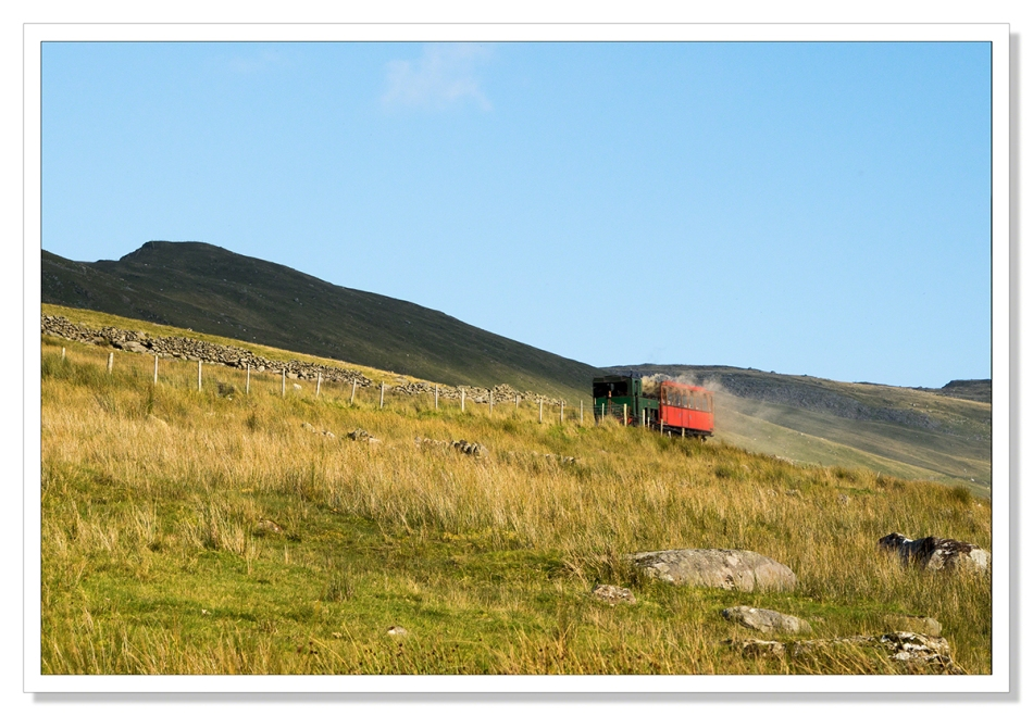 Snowdonia Steam Train