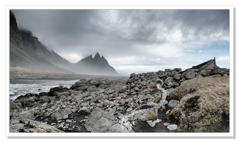 Stokksnes, East Iceland