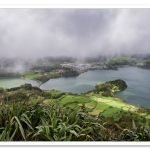 Rim of the Caldera, Sete Cidades by Adrian Theze