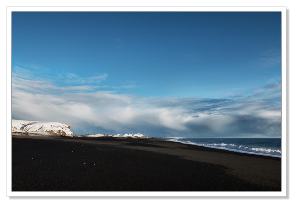 Black Beach, Iceland
