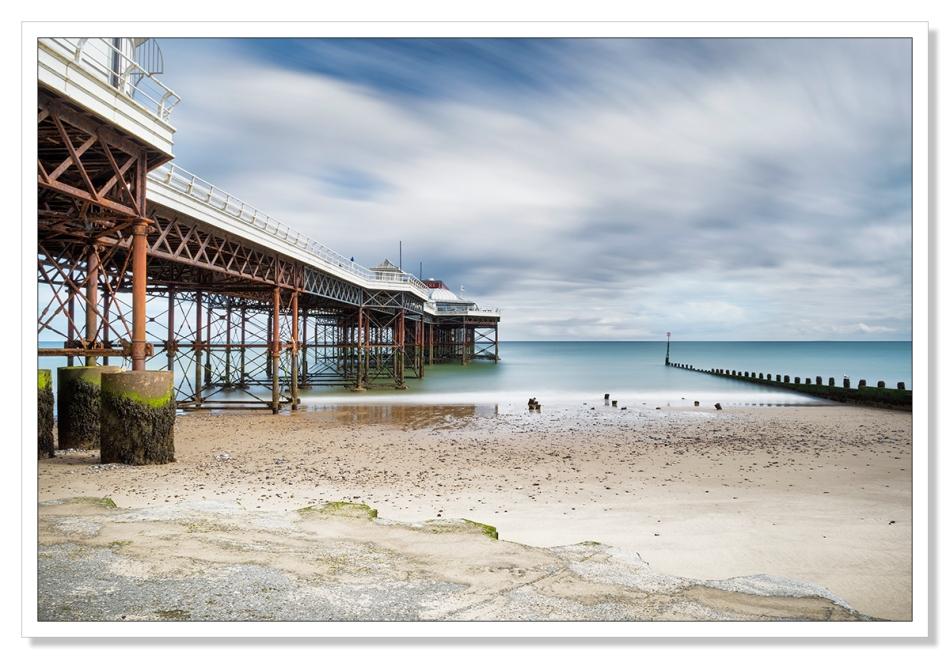 Cromer Pier by Adrian Theze