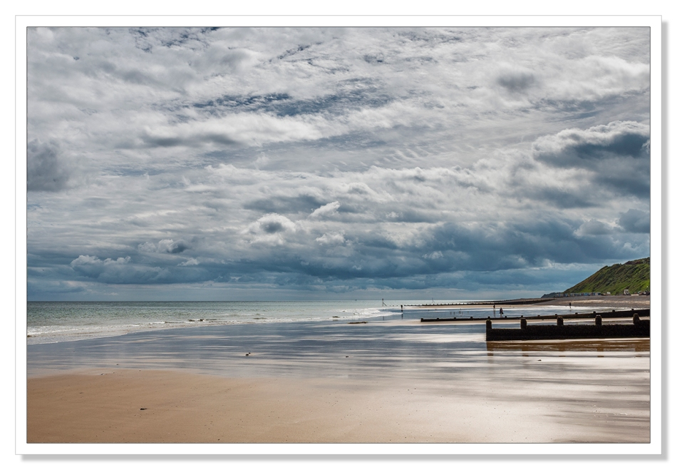 Cromer Beach by Adrian Theze