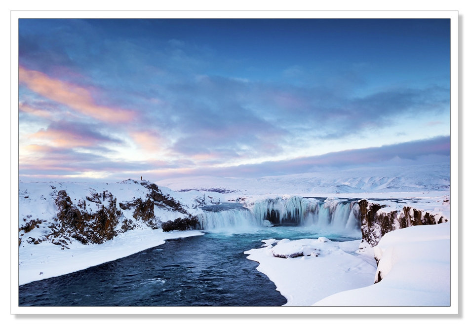 Godafoss Dawn