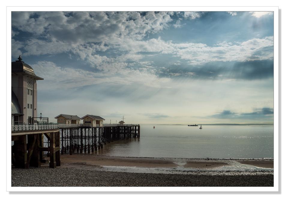 Penarth Pier - Adrian Theze