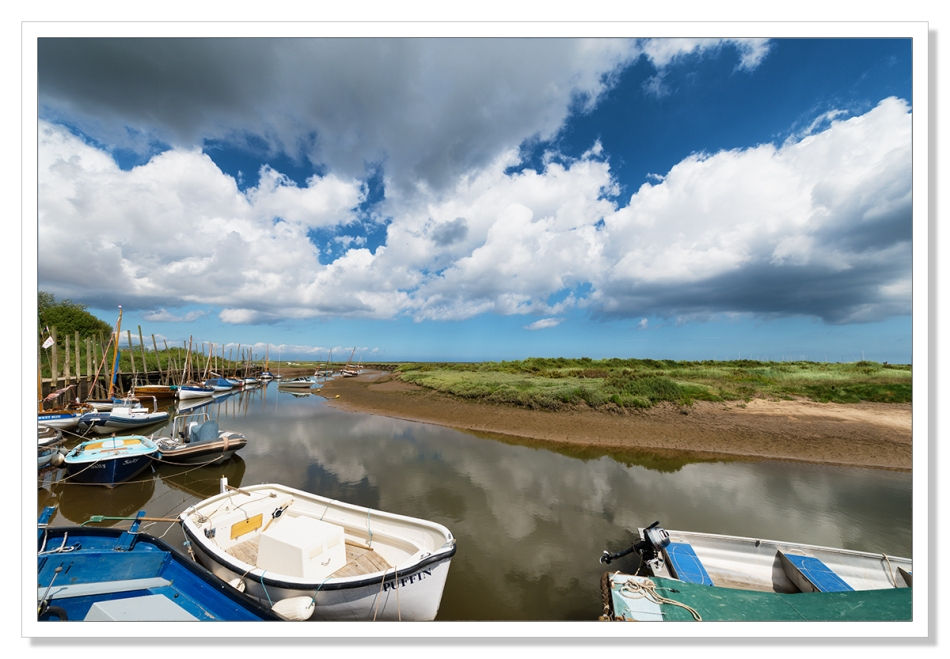 Blakeney, North Norfolk - Adrian Theze