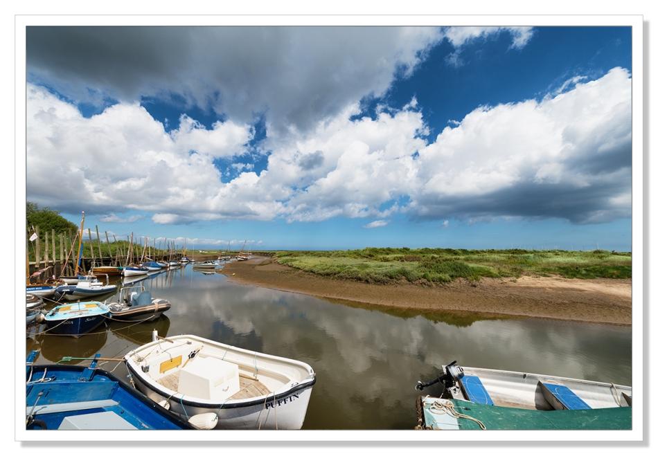 Blakeney, North Norfolk - Adrian Theze